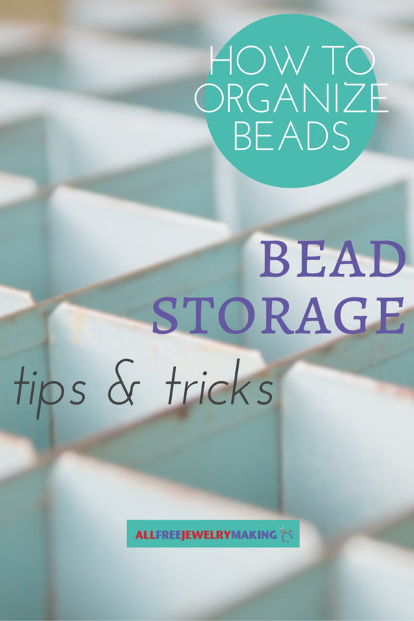 How to Organize Beads: 35 Bead Storage Tips and Tricks