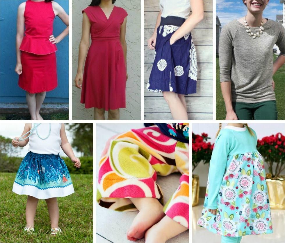 45 Free Printable Sewing Patterns Allfreesewing Com