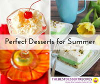 23 Perfect Desserts for Summer