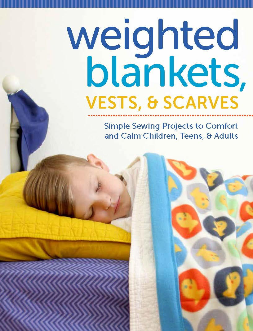 Weighted Blankets Vests Amp Scarves Book Review