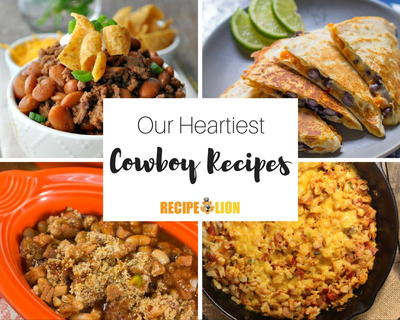 17 Old West Cowboy Recipes