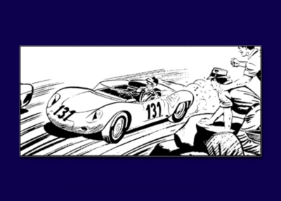 Free Race Car Printable Coloring Page
