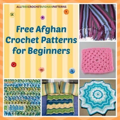 26 Free Afghan Crochet Patterns for Beginners