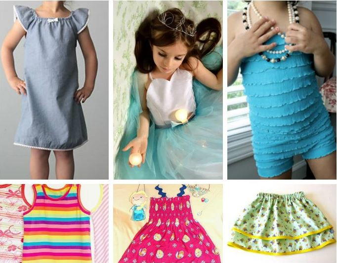 15e5e05b5 50+ Free Clothing Patterns for Girls