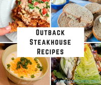 13 Outback Steakhouse Copycat Restaurant Recipes