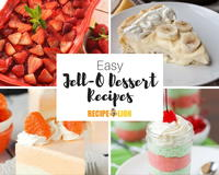 20+ Easy Jello Dessert Recipes