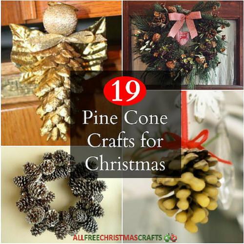 19 Pine Cone Crafts for Christmas | AllFreeChristmasCrafts.com