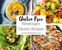 25 Easy Weeknight Dinners: Gluten Free Meals for the Family