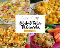 19 Easy Potato and Tater Tot Casserole Recipes