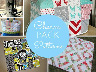 The Most Charming: 23 Charm Pack Quilt Patterns