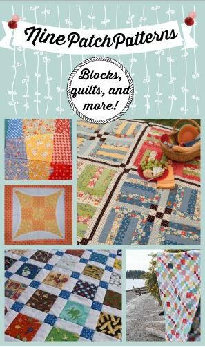 30 Free Nine Patch Quilt Patterns  Other Nine Patch Designs