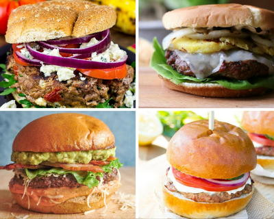 14 Great Hamburger Recipes to Try Right Now