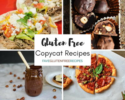 30 Gluten-Free Copycat Recipes