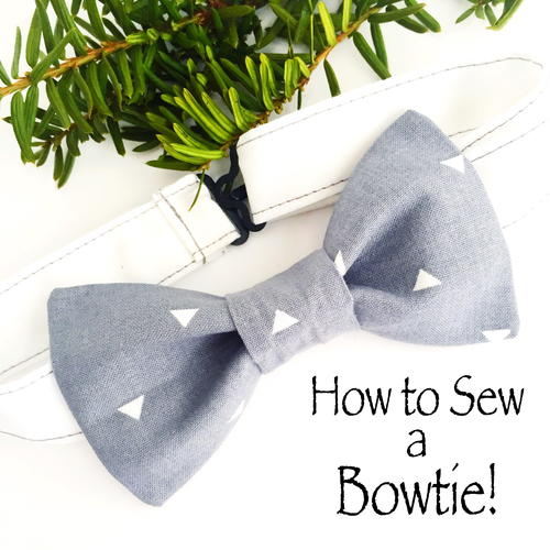 How to Sew a Bowtie