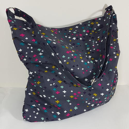 One Yard Slouchy Bag Pattern