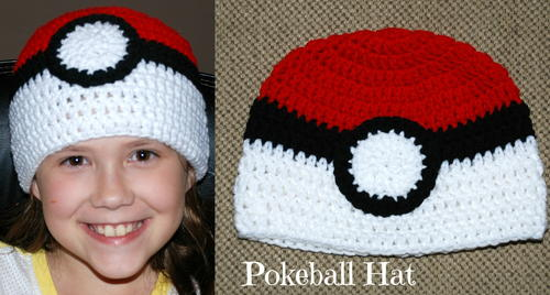 Pokeball Hat  32421d93aa70