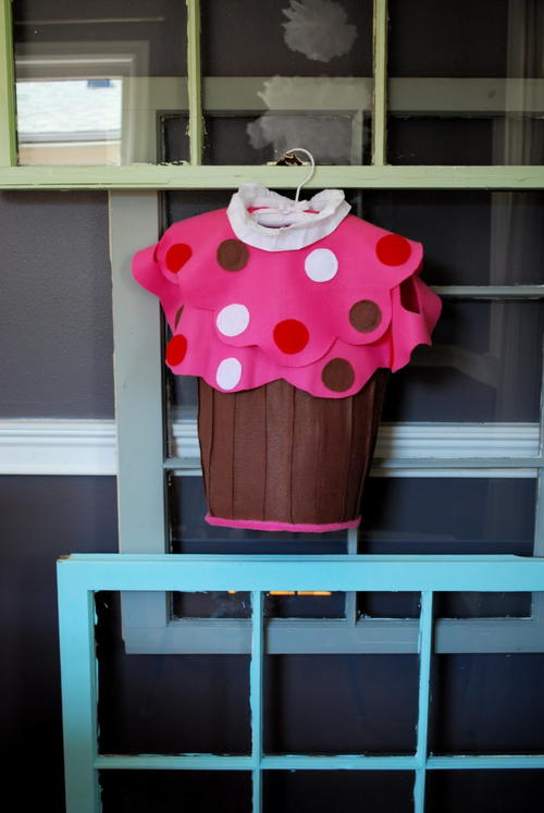 Sweet Little Cupcake Costume
