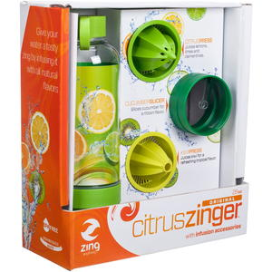 Citrus Zinger Drink Infuser Gift Set Giveaway