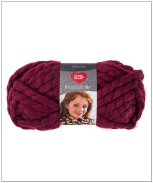 Red Heart Boutique Irresistible Yarn Review