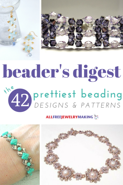 Beaders Digest The 42 Prettiest Beading Designs and Patterns Youve Ever Seen