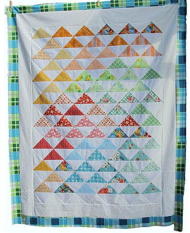 Sunshine on My Shoulders Quilt Tutorial