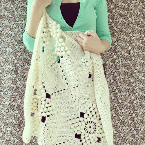 Smitten Crochet Blanket