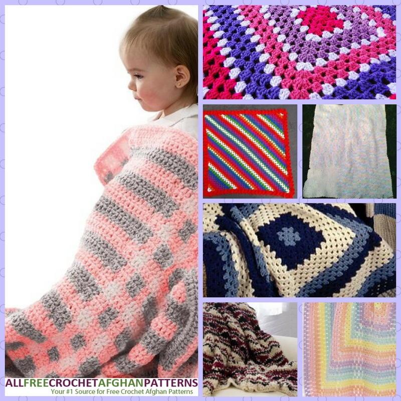Crochet Pattern For Large Afghan :