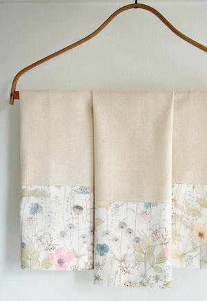 Liberty Tea Towel Tutorial