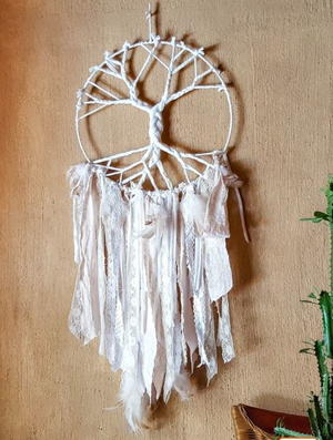 T-shirt Yarn Dreamcatcher