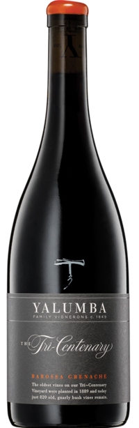 Yalumba The Tri Centenary Grenache 2011