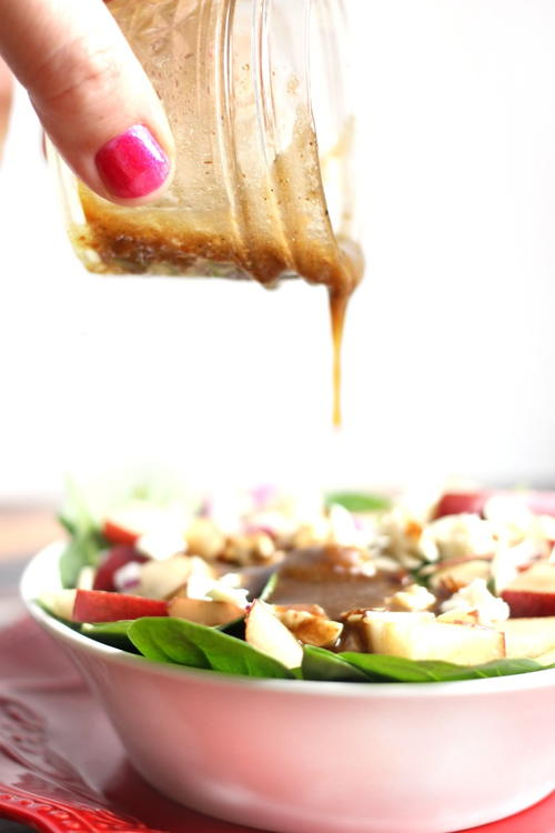 Balsamic Dijon Dressing