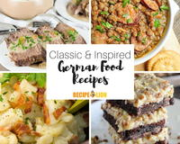 German Food Recipes: 23 Classic Dishes