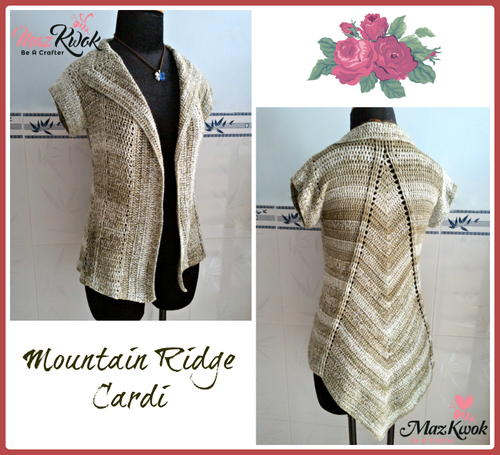 Mountain Ridge Cardi