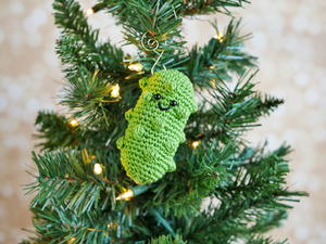 German Pickle Ornament
