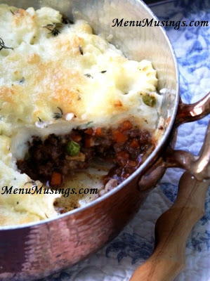 High-Class Shepherds Pie