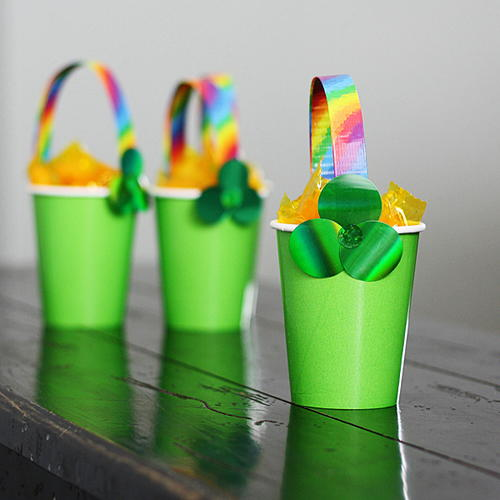 Fun St Pats Day Pots of Gold