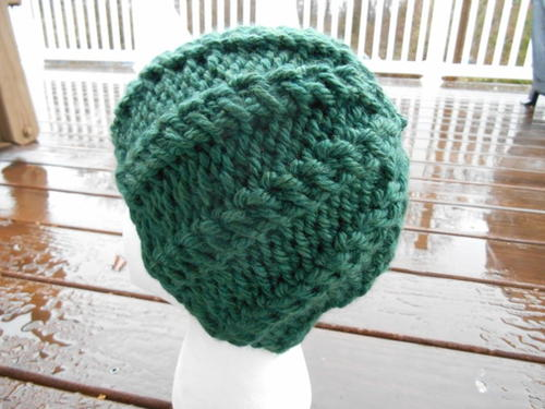Viridian Pathways Hat