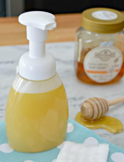 Gentle Natural Homemade Face Cleanser
