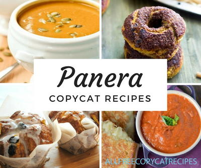 22 Copycat Panera Recipes