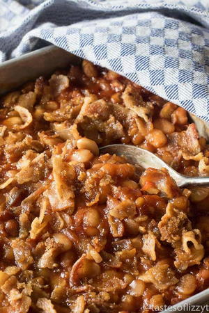 Amish Three Bean Casserole