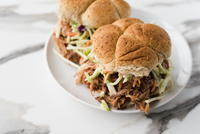 Southern Favorite Pulled Pork Sandwich