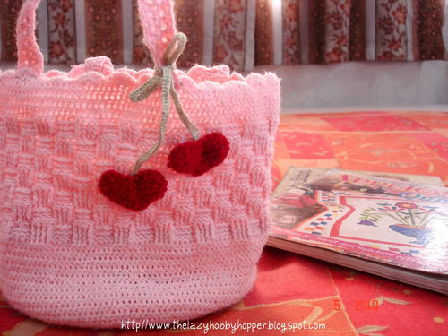 Pink Sweetheart Bag