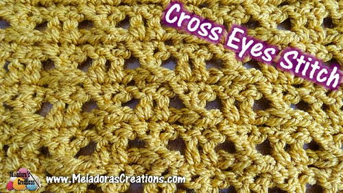 Cross Eyes Stitch
