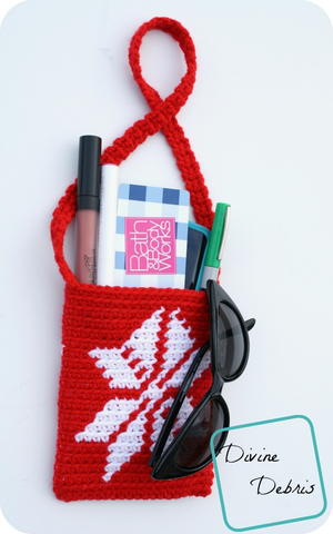 Snowflake Mini-Purse