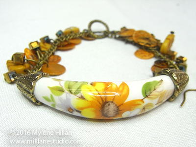 Sunshine in a Bracelet