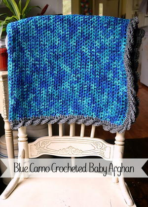 Cheerful Granny Square Baby Blanket Allfreecrochet Com