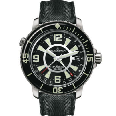 Blancpain 500 Fathoms GMT