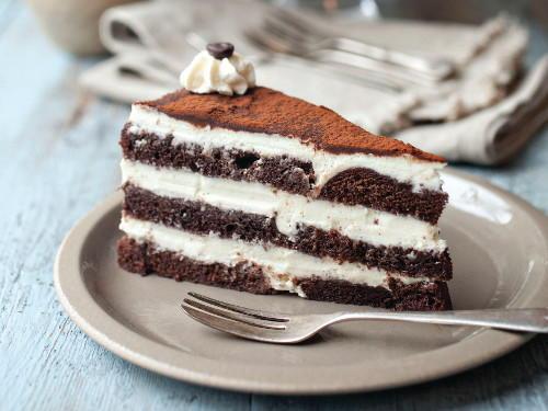 Kevin Dundon Chocolate Cake