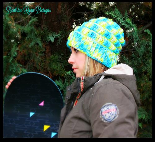 d9375fef7ea Snowboarders Slouchy Hat