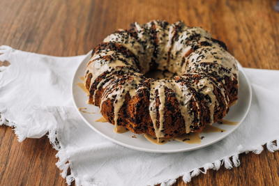Jumpin Jimmy Coffee Cake